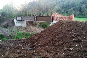 Un nuovo ponte quasi autostradale sulla Via Francigena alle porte di Roma!