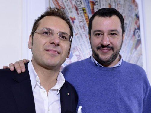 Era il 2010 quando Armando Siri fondava il partito e scriveva il libro ITALIA NUOVA, approntava una NUOVA COSTITUZIONE e un NUOVO ORGANIGRAMMA DEI POTERI DELLO STATO