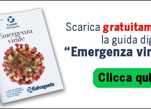 """La guida e la videoguida per affrontare la """"crisi"""" da CoronaVirus che sta paralizzando l'Italia e il mondo a cura de """"Il Salvagente"""""""