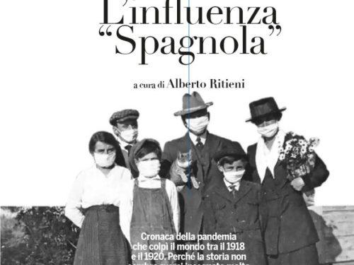 """L'influenza """"Spagnola"""" – """"La storia insegna che la storia non insegna nulla"""" Alessandro Manzoni"""