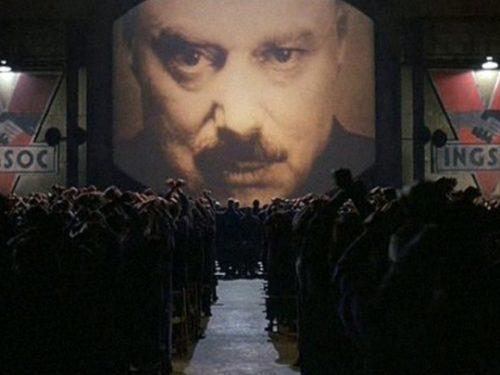 Benvenuti nell'Italia orwelliana del 2020