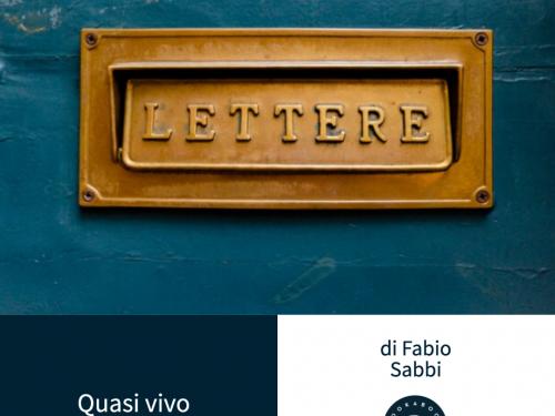 """""""Quasi vivo"""", romanzo in crowdfunding su bookabook.it"""